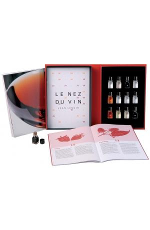 ワインで識別される主要なアロマ54
