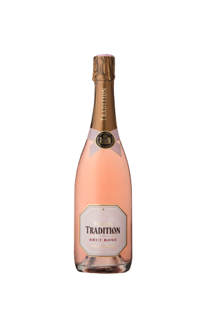 Tradition  Brut, Rose, Villiera Estate