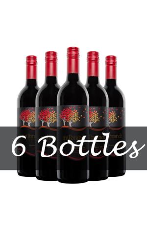 赤ワイン【アメリカ・ワシントンワイン】Milbrandt Brothers Blend ミルブラント ブラザース ブレンド 750ml×6本(基本地域送料無料)