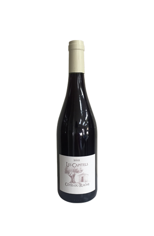 Les Capitels, Côtes du Rhône Rouge AOC