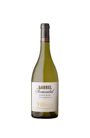 Villiera barrel fermented Chenin Blanc