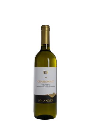 Solander Chardonnay Trentino DOC
