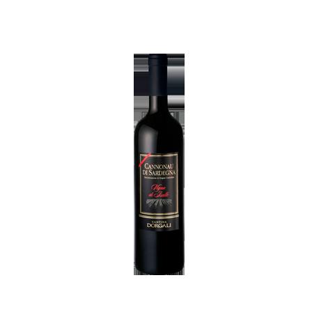 Cannonau di Sardegna DOC, Vigna di Isalle Rosso