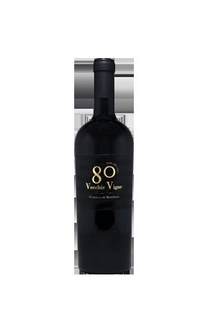 Cignomoro Ottantanni, 80 Vecchie Vigne, Primitivo di Manduria DOC