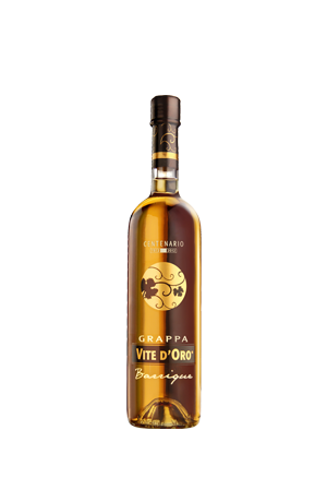 Grappa Vite D'Oro Barrique