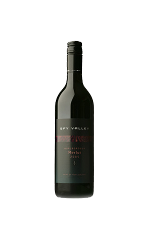 Spy Valley Merlot, Malbec