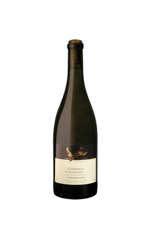 Le Chardonnay Reserve de B. Ravet 'Le Vin Vivant' 2015